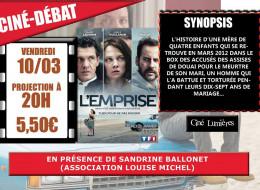Ciné-Débat du vendredi 10 mars 2017