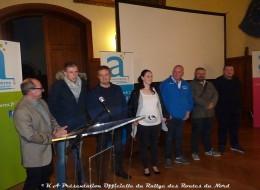 Présentation Officielle du 31e Rallye des Routes du Nord